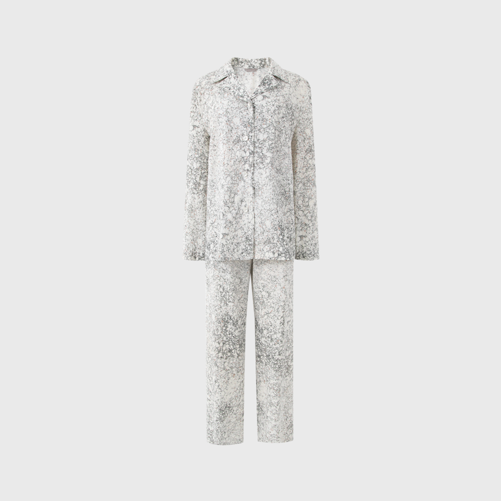 Marble Shirts Pajama set
